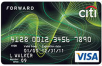 The Citi Forward Card: Earn up to $300 in gift cards